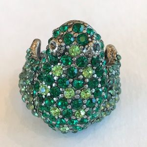 Frog costume ring - stretchy